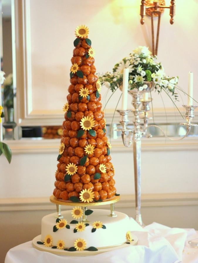 Croquembouche French Wedding Cakes