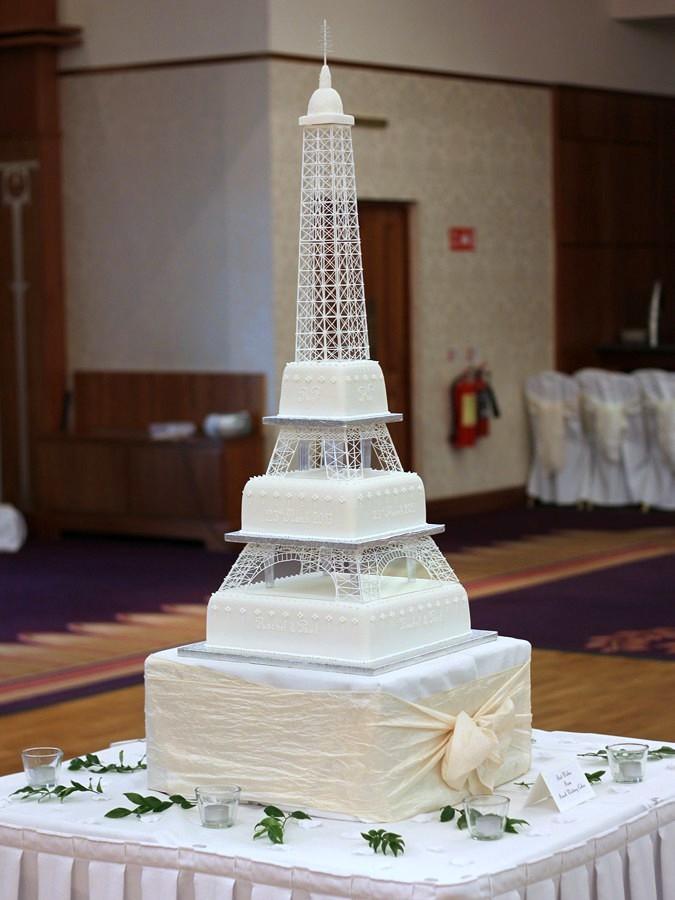 Julien Drapeau French Wedding Cakes