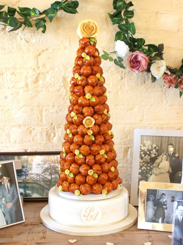 French Wedding Cake.Croquembouche French Wedding Cake French Wedding Cakes