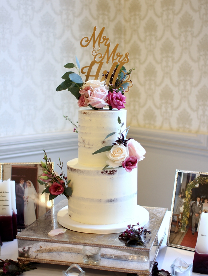 Dessert Table Of Croquembouche Et Macarons French Wedding Cakes